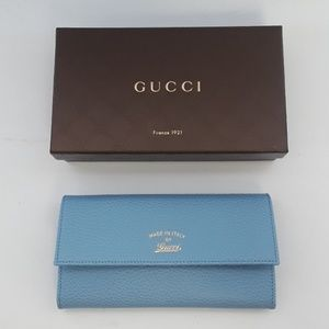 NIB 100% Authentic GUCCI wallet. Price is firm.
